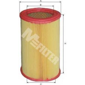 M-FILTER A500 Фильтр воздушный CITROEN AX/ PEUGEOT 106 (пр-во M-Filter)