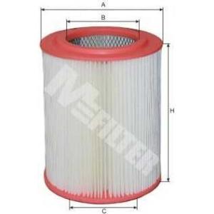 M-FILTER A565 Фильтр воздушный HONDA CRV 2.4, 2.5, 2.8 (пр-во M-Filter)