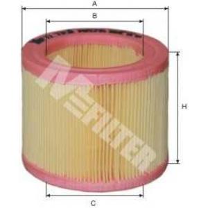 MFILTER A 826 Фильтр воздушный