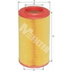 M-FILTER A843 Фильтр воздушный CITROEN; FIAT; PEUGEOT (пр-во M-filter)
