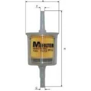 M-FILTER BF02 Фильтр топливный Citroen, Ford, Suzuki (пр-во M-filter)
