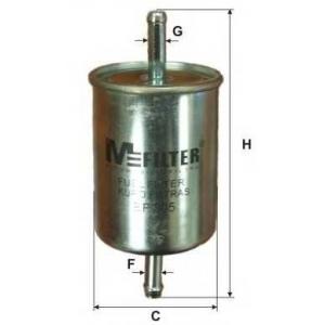 M-FILTER BF305 Фильтр топл. BMW, OPEL, SKODA (пр-во M-filter)