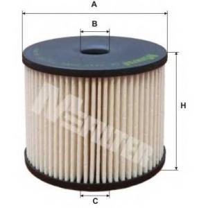M-FILTER DE3119 Фильтр топл.CITROEN, PEUGEOT (пр-во M-Filter)