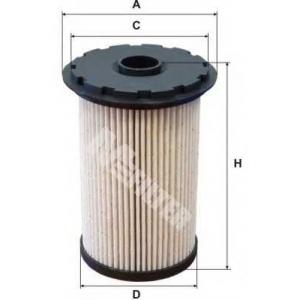 M-FILTER DE3131 Фильтр топливный FORD C-Max, Focus II, Galaxy II, Mondeo (пр-во M-filter)