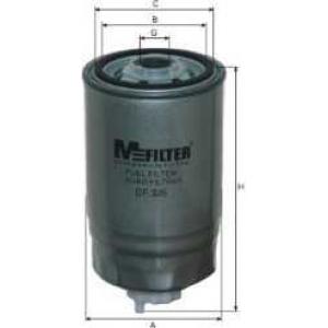 MFILTER DF326 Фильтр топливный