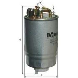 MFILTER DF327 Фильтр топливный