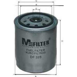 MFILTER DF328 Фильтр топливный