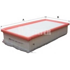 M-FILTER K165/1 Фильтр воздушный CITROEN (пр-во M-filter)