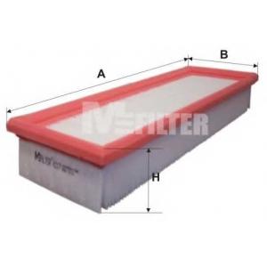 M-FILTER K217 Фильтр воздушный PEUGEOT (пр-во M-filter)