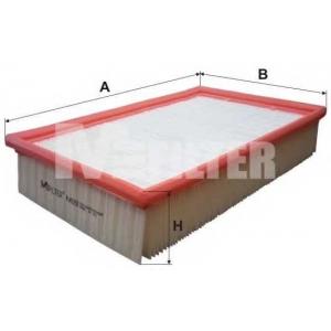 M-FILTER K459 Фильтр воздушный FORD TRANSIT (пр-во M-filter)