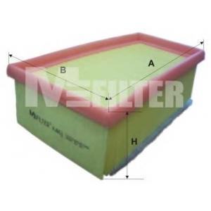 M-FILTER K461 Фильтр воздушный RENAULT LAGUNA (пр-во M-filter)