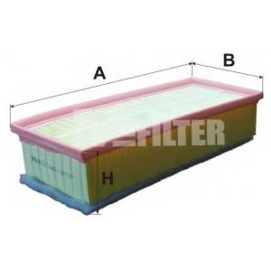 M-FILTER K495/1 Фильтр воздушный VW (пр-во M-filter)