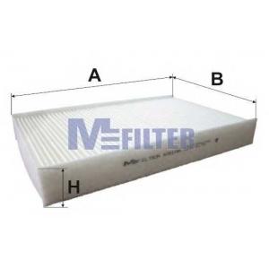 MFILTER K 9106 Фильтр салона