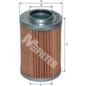 MFILTER TE 4002H Фильтр гидравлики кпп ZF