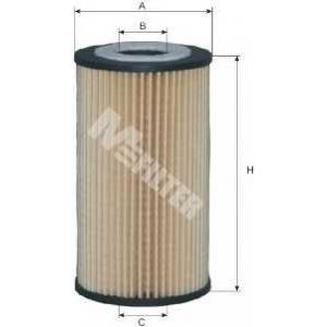 MFILTER TE601 Фильтр масляный