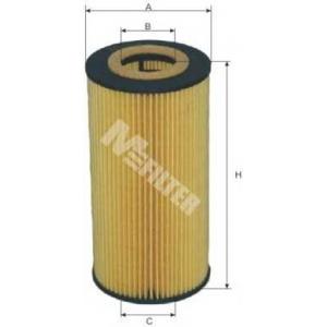 M-FILTER TE623 Фильтр масляный BMW 325TD,525TDS,725TDS (пр-во M-filter)