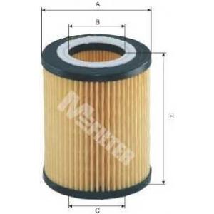 M-FILTER TE625 Фильтр масляный BMW (пр-во M-filter)