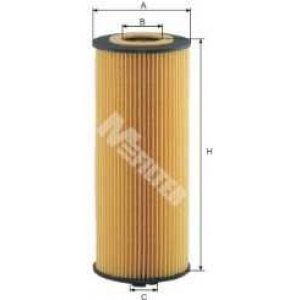 M-FILTER TE628 Фильтр масляный MB ATEGO, AXOR (TRUCK) (пр-во M-filter)