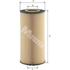 M-FILTER TE640 Фильтр масляный MB Axor I, Axor II,EVOBUS (пр-во M-filter)