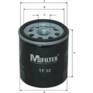 MFILTER TF32 Фильтр масляный