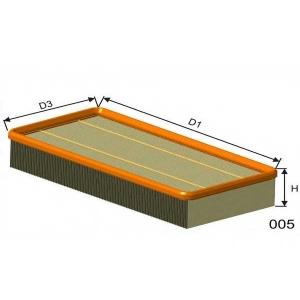 MISFAT P057 Фильтр воздуха RENAULT LAGUNA, SAFRANE II 2.0 06.95-03.01
