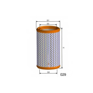 MISFAT R813A Air filter