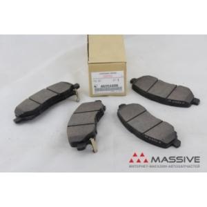MITSUBISHI 4605A486 Lancer X Колодки тормозные ПЕРЕДНИЕ, подх 4605A261 MZ690186 MN102618