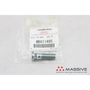 MITSUBISHI MB911495 Шпилька колесная e3,5,n 12x43mm