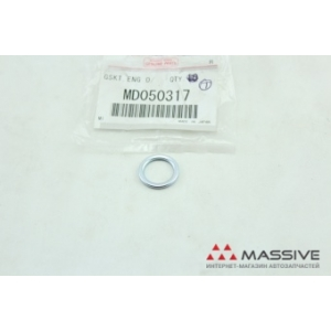 MITSUBISHI MD050317 Прокладка сливной пробки масляного поддона двигателя