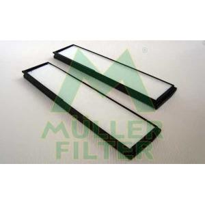 MULLER FILTER FC405X2 Фильтр, воздух во внутренном пространстве