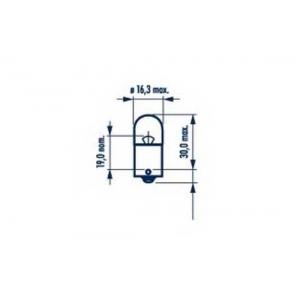 NARVA 17311 Лампочки рного знака, Лампа накаливания, фара заднего ход