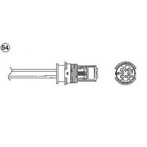 Лямбда-зонд 0486 ngk - BMW 3 (E36) седан 320 i