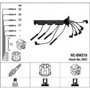 Комплект проводов зажигания 0553 ngk - BMW 3 (E30) седан 316 i