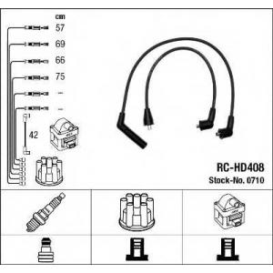 NGK 0710 Комплект проводов зажигания