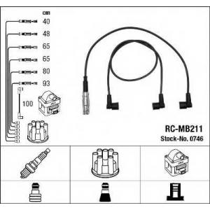 �������� �������� ��������� 0746 ngk - MERCEDES-BENZ 190 (W201) ����� E 2.6