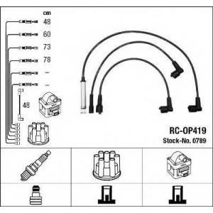 Комплект проводов зажигания 0789 ngk - VAUXHALL ASTRA Mk III (F) Наклонная задняя часть Наклонная задняя часть 1.4 S