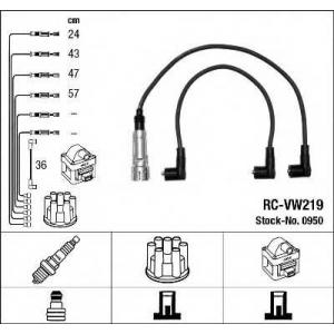 0950 ngk Комплект проводов зажигания VW VENTO седан 1.6