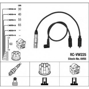 �������� �������� ��������� 0956 ngk - VW PASSAT (3A2, 35I) ����� 1.6