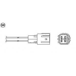 NGK 1596 Лямбда - зонд