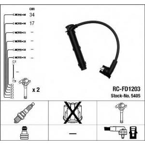 NGK 5405 Ккомплект проводов зажигания