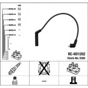 NGK 5506 Ккомплект проводов зажигания