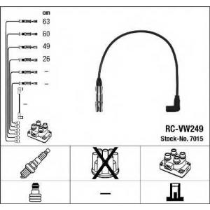 Комплект проводов зажигания 7015 ngk - VW SHARAN (7M8, 7M9, 7M6) вэн 2.0