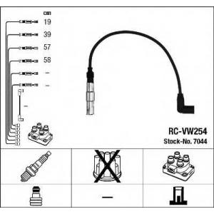 NGK 7044 Комплект проводів запалення