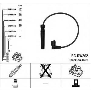 NGK 8276 Комплект высоковольтных проводов