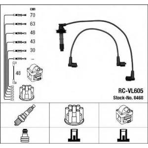 Комплект проводов зажигания 8468 ngk - VOLVO 850 (LS) седан 2.5