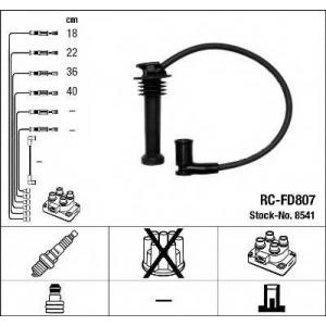 NGK 8541 Комплект высоковольтных проводов