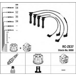 Комплект проводов зажигания 9898 ngk - MAZDA 323 S V (BA) седан 1.5 16V