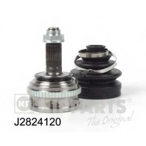 NIPPARTS J2824120 Шарнир приводного вала (ШРУС), к-кт.