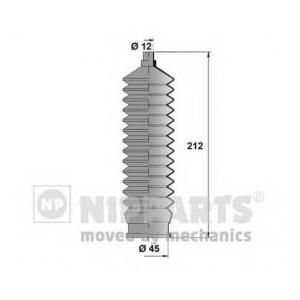 NIPPARTS J2840901 Комплект пылника, рулевое управление
