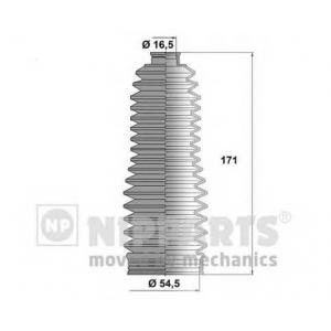 NIPPARTS J2842028 Пильовик рульового механізму